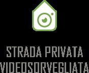 Strada privata videosorvegliata